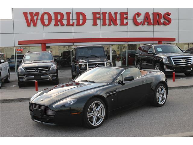 2009 Aston Martin V8 Vantage  (Stk: 16561) in Toronto - Image 1 of 25