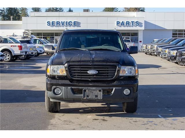 2008 Ford Ranger Sport (Stk: P8539A) in Surrey - Image 2 of 15