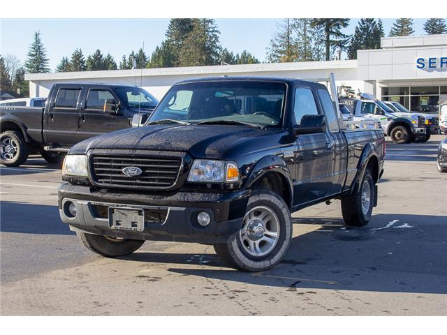 2008 Ford Ranger Sport (Stk: P8539A) in Surrey - Image 3 of 15