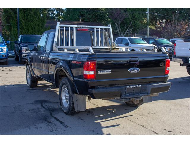 2008 Ford Ranger Sport (Stk: P8539A) in Surrey - Image 5 of 15