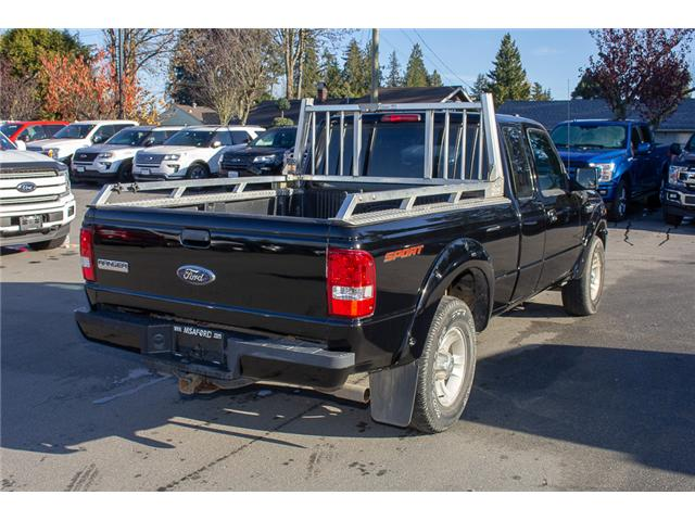 2008 Ford Ranger Sport (Stk: P8539A) in Surrey - Image 7 of 15
