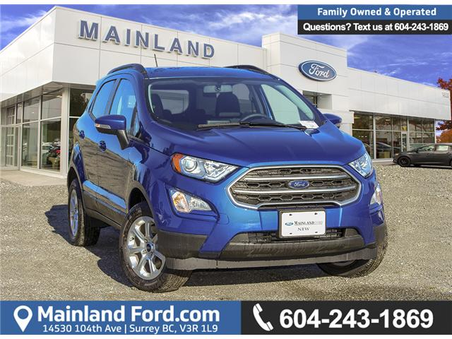 2018 Ford EcoSport SE (Stk: 8EC6670) in Surrey - Image 1 of 26