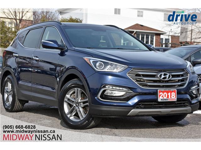 2018 Hyundai Santa Fe Sport 2.4 SE (Stk: U1519R) in Whitby - Image 1 of 23