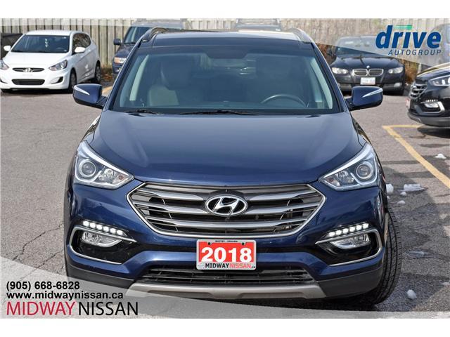 2018 Hyundai Santa Fe Sport 2.4 SE (Stk: U1519R) in Whitby - Image 3 of 23