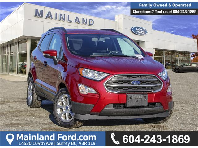 2018 Ford EcoSport SE (Stk: 8EC7382) in Surrey - Image 1 of 30