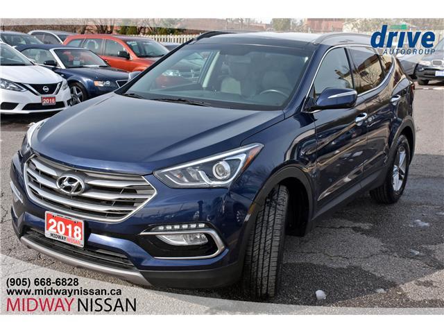 2018 Hyundai Santa Fe Sport 2.4 SE (Stk: U1519R) in Whitby - Image 4 of 23