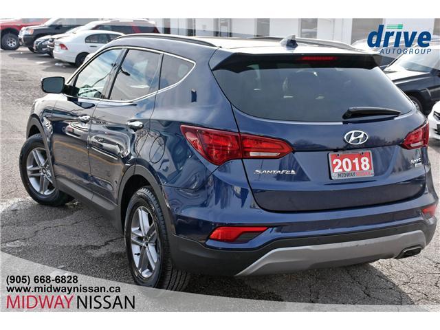 2018 Hyundai Santa Fe Sport 2.4 SE (Stk: U1519R) in Whitby - Image 5 of 23