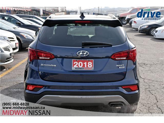 2018 Hyundai Santa Fe Sport 2.4 SE (Stk: U1519R) in Whitby - Image 6 of 23