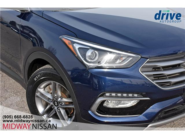 2018 Hyundai Santa Fe Sport 2.4 SE (Stk: U1519R) in Whitby - Image 10 of 23