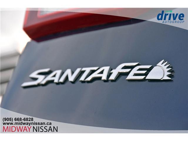 2018 Hyundai Santa Fe Sport 2.4 SE (Stk: U1519R) in Whitby - Image 13 of 23