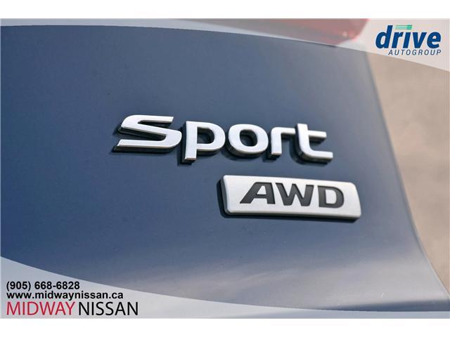 2018 Hyundai Santa Fe Sport 2.4 SE (Stk: U1519R) in Whitby - Image 14 of 23