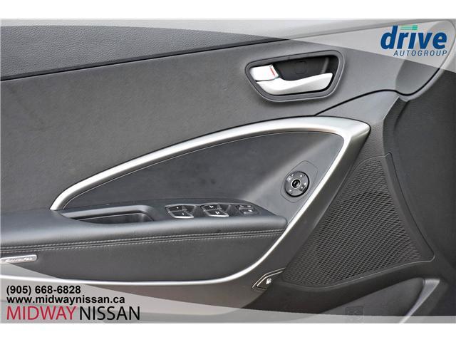 2018 Hyundai Santa Fe Sport 2.4 SE (Stk: U1519R) in Whitby - Image 15 of 23