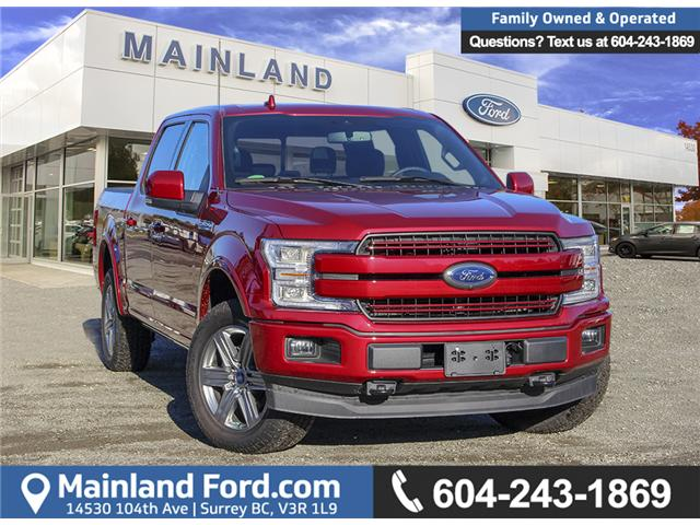 2018 Ford F-150 Lariat (Stk: 8F18058) in Surrey - Image 1 of 30