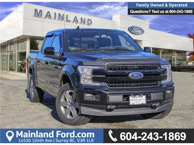 2018 Ford F-150 Lariat (Stk: 8F19704) in Surrey - Image 1 of 28