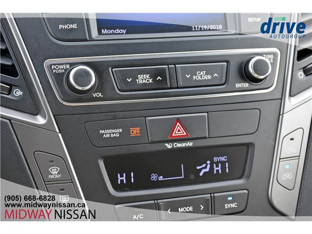 2018 Hyundai Santa Fe Sport 2.4 SE (Stk: U1519R) in Whitby - Image 21 of 23