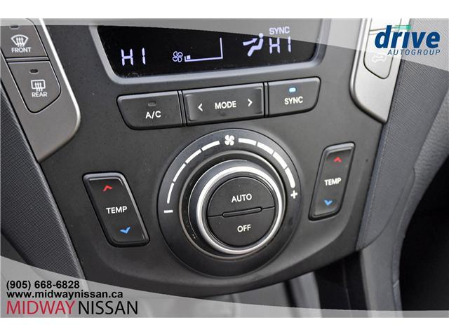2018 Hyundai Santa Fe Sport 2.4 SE (Stk: U1519R) in Whitby - Image 22 of 23