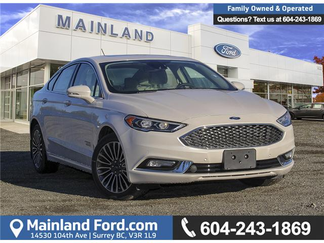 2018 Ford Fusion Energi  (Stk: 8FU2079) in Surrey - Image 1 of 29