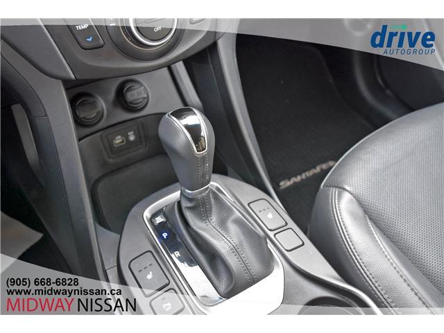 2018 Hyundai Santa Fe Sport 2.4 SE (Stk: U1519R) in Whitby - Image 23 of 23