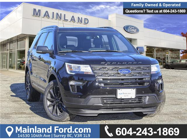 2019 Ford Explorer XLT (Stk: 9EX2973) in Surrey - Image 1 of 23