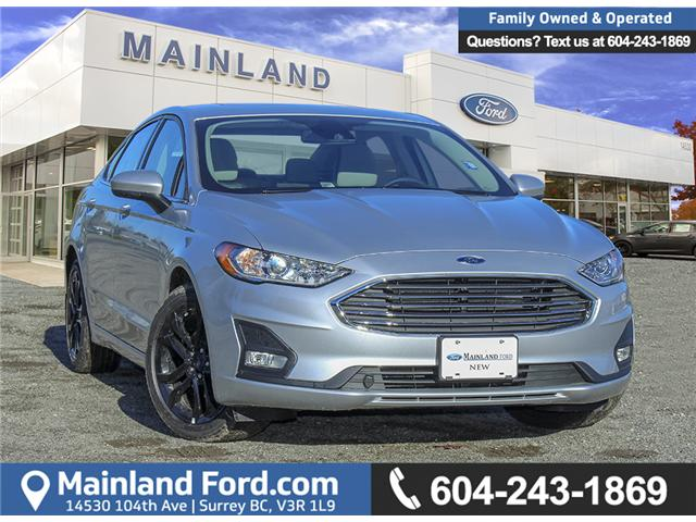 2019 Ford Fusion SE (Stk: 9FU2866) in Surrey - Image 1 of 25