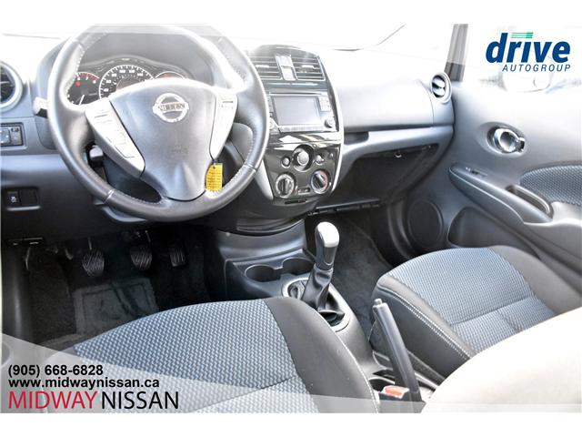 2016 Nissan Versa Note 1.6 S (Stk: U1491) in Whitby - Image 2 of 22
