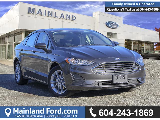 2019 Ford Fusion SE (Stk: 9FU9460) in Surrey - Image 1 of 28