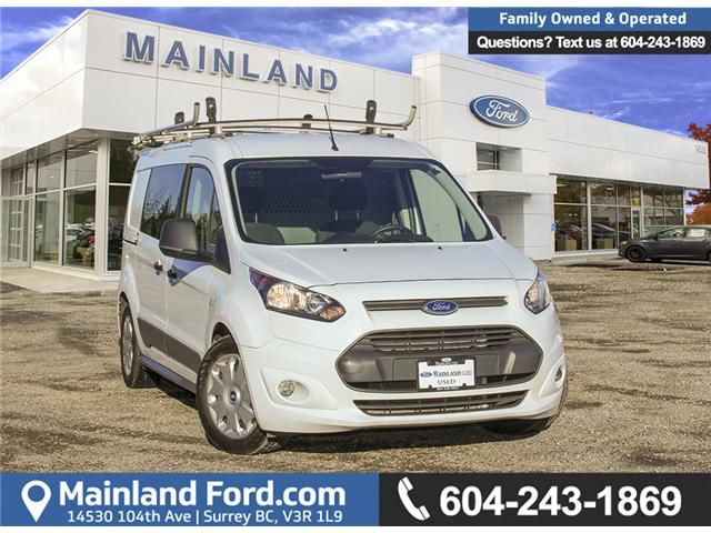 2015 Ford Transit Connect XLT (Stk: P8534) in Surrey - Image 1 of 16