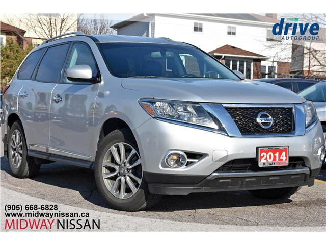2014 Nissan Pathfinder SL (Stk: U1515) in Whitby - Image 1 of 28
