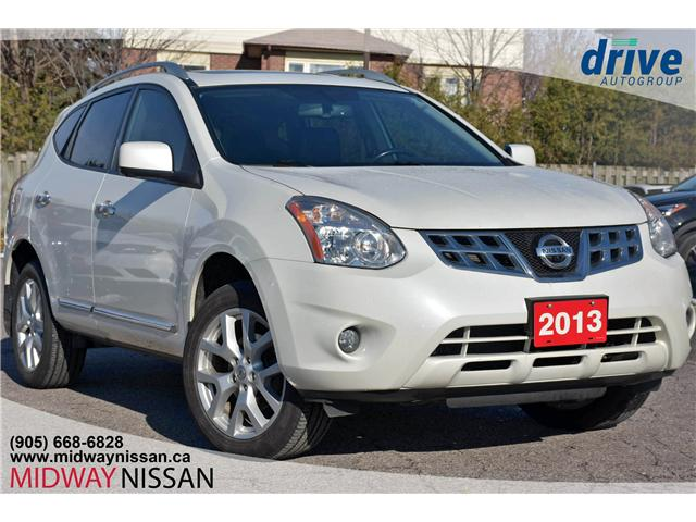2013 Nissan Rogue SL (Stk: U1507) in Whitby - Image 1 of 25