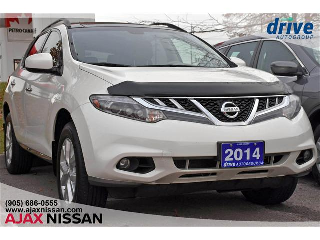 2014 Nissan Murano SL (Stk: P4014) in Ajax - Image 1 of 26