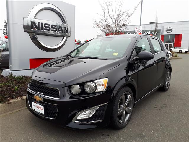 2016 Chevrolet Sonic RS Auto (Stk: P0035) in Courtenay - Image 1 of 9