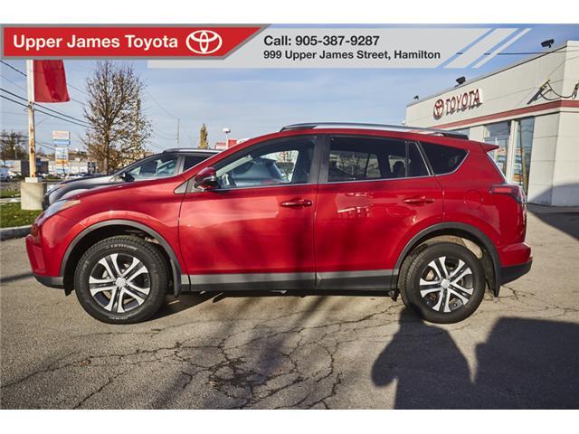 2017 Toyota RAV4 LE (Stk: 75417) in Hamilton - Image 2 of 16