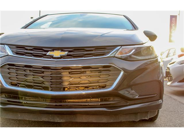 2017 Chevrolet Cruze LT Auto (Stk: APR2323 -Q ) in Mississauga - Image 5 of 23