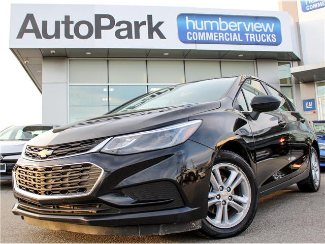 2017 Chevrolet Cruze LT Auto (Stk: APR2323 -Q ) in Mississauga - Image 1 of 23