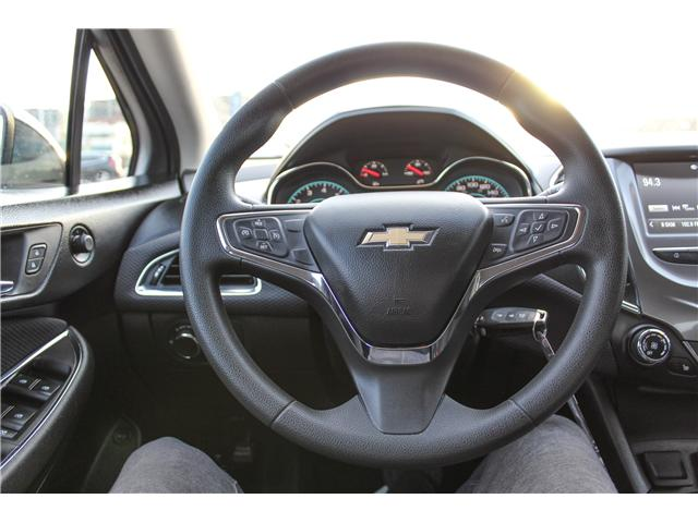 2017 Chevrolet Cruze LT Auto (Stk: APR2323 -Q ) in Mississauga - Image 11 of 23