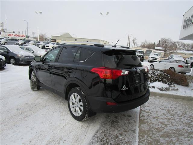 2015 Toyota RAV4 Limited (Stk: 1836491) in Regina - Image 2 of 33