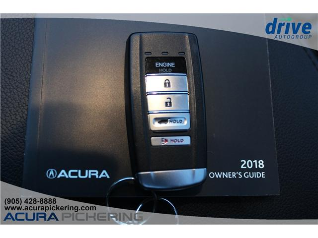 2018 Acura RDX Tech (Stk: AP4697) in Pickering - Image 32 of 32