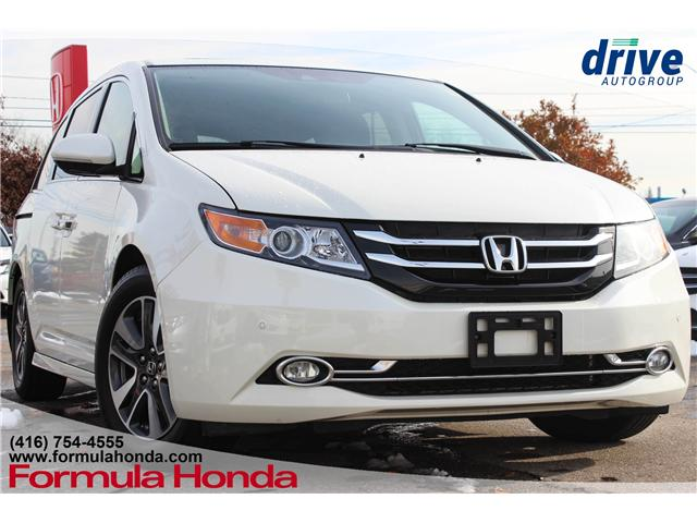 2016 Honda Odyssey Touring (Stk: B10752) in Scarborough - Image 1 of 31