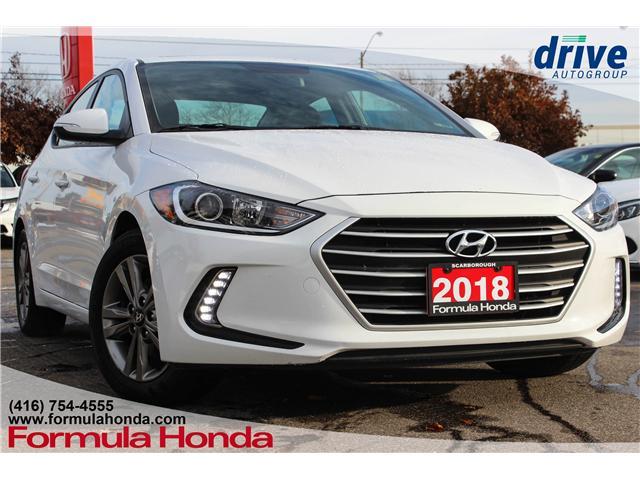 2018 Hyundai Elantra GLS (Stk: B10753R) in Scarborough - Image 1 of 25