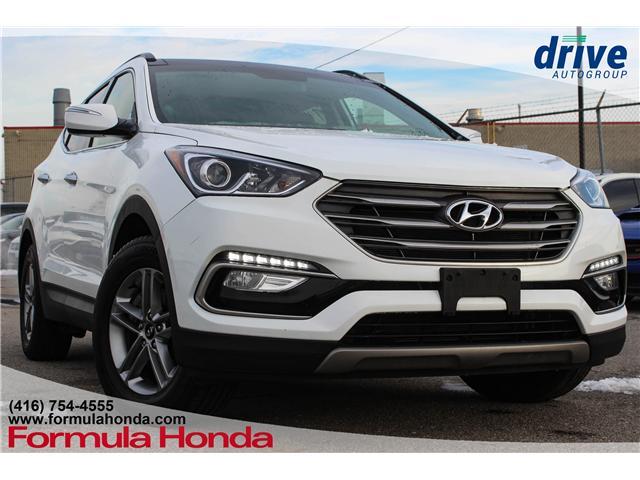 2018 Hyundai Santa Fe Sport 2.4 Base (Stk: B10759R) in Scarborough - Image 1 of 28