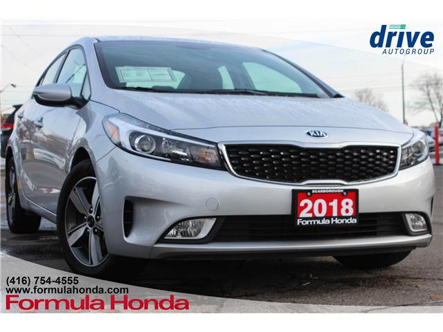 2018 Kia Forte LX (Stk: B10762R) in Scarborough - Image 1 of 22