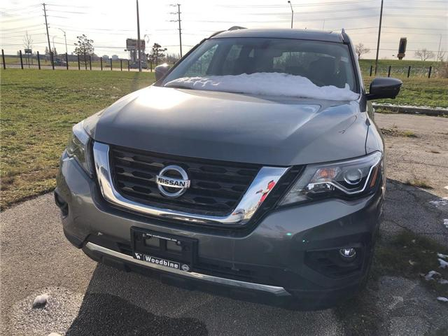 2018 Nissan Pathfinder SL Premium (Stk: PA10-18) in Etobicoke - Image 2 of 5