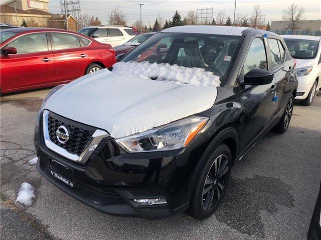 2018 Nissan Kicks SV (Stk: KC17-18) in Etobicoke - Image 1 of 5