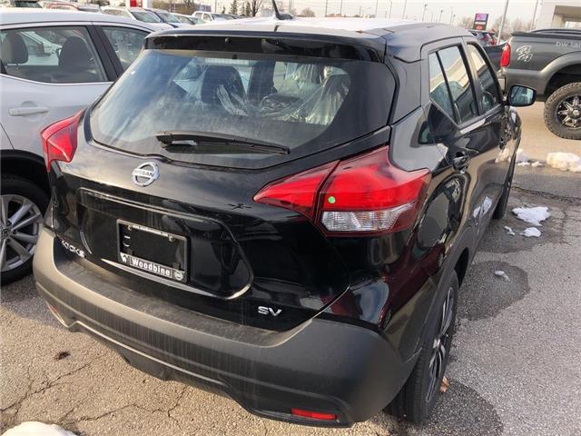 2018 Nissan Kicks SV (Stk: KC17-18) in Etobicoke - Image 4 of 5