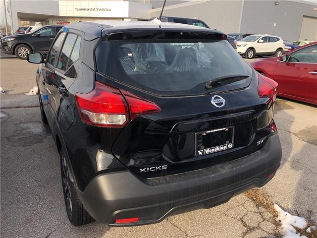2018 Nissan Kicks SV (Stk: KC17-18) in Etobicoke - Image 5 of 5