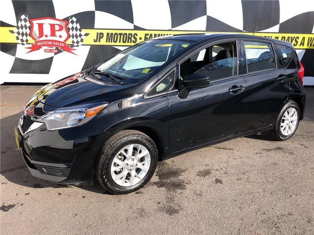 2018 Nissan Versa Note SV (Stk: 45744r) in Burlington - Image 1 of 25