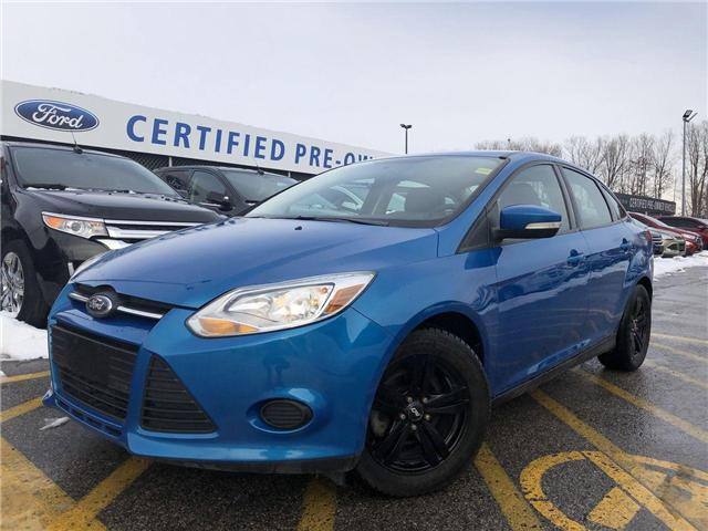 2014 Ford Focus SE (Stk: ED181488B) in Barrie - Image 1 of 30