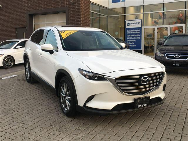 2017 Mazda CX-9 GS-L (Stk: 28059A) in East York - Image 1 of 30