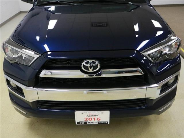 2016 Toyota 4Runner SR5 (Stk: 186374) in Kitchener - Image 25 of 29