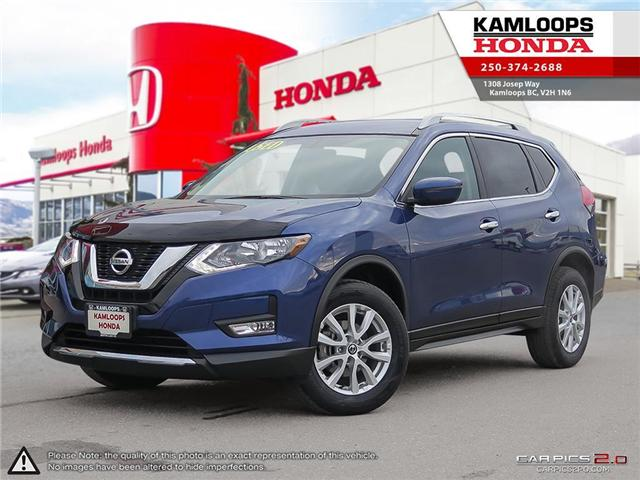 2017 Nissan Rogue SV (Stk: 14190A) in Kamloops - Image 1 of 25